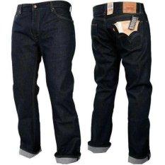 Levis celana jeans pria [blue black]