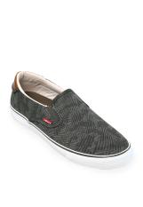 Levi's Sneaker Justin Slip On - Dark Khaki