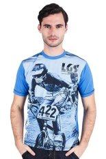 LGS T-Shirt JTS.326.M1804F.01.C - Biru