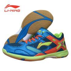 Li-Ning Badminton Shoes Super Star II – Biru