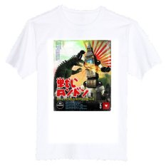 London Robot Poster Japan 50s Super Japanese 100% Cotton O Neck Camiseta Unisex Short Sleeve T Shirt (Intl)