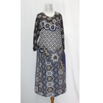 Longdress Batik Print LPT001-35E