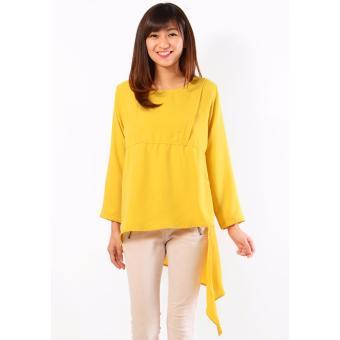 Madeleine`s Hanum Top Yellow