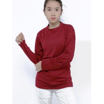 Manset Yovis - Merah maroon