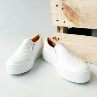 Marlee Sepatu Kets LU-01 - Putih