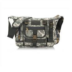 NEW Men's Camouflage Military Fans Casual Shoulder Bag Messenger Bags ACU Digital