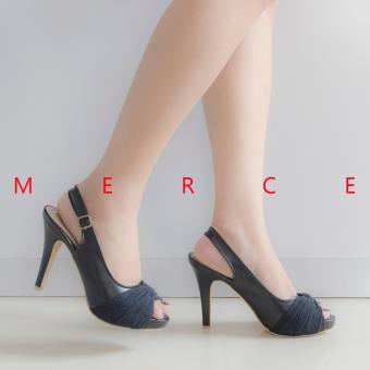 Merce - Ivanka Heels (Black)