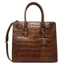Michael Kors Handbag 30H4GAIT3E Walnut