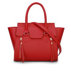 Mini Bag Button Belt Chain Candy Black Envelope Pillow Cover Phone Dress Cross Handbag Women's Bags Women's Handbag - RED