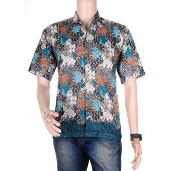 Mister Kemeja Batik - Baju Batik - Hem Batik Pria / Cowok BTK98