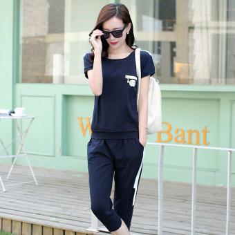 Valatex Celana pendek jogger - Abu tua . Source · MM Korea Fashion Style Di Musim Semi Dan Musim Gugur Yard Besar Berjalan Kebugaran Pakaian Kasual