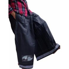 Mosino Sarung Celana Pria - Hitam