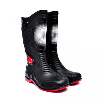 MOTO3 Sepatu Boot Motor Trail Touring Cross Adventure Bikers Ap Boots MOTO 3  Murah 380898530a