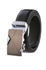 MULBA 2015 Fashion Men Leather Strap Male Cowhide Automatic Buckle Belt Authentic Girdle Trend Men's Belts