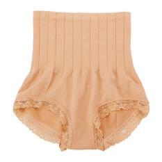 Munafie Slim Pant Celana Korset Pelangsing Grade A (All Size) - Coklat / Brown