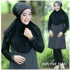 Muslimah Baju Renang (Hitam)