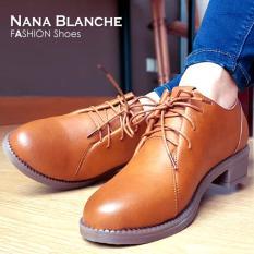 Nana Blanche Vanina Sepatu Fashion Wanita - 888 Brown
