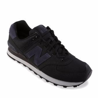 Harga New Balance 574 Wax Canvas - Sneakers Pria - Hitam - PriceNia.com 2d5323fdcf
