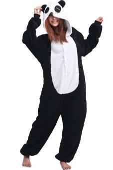 Harga New Panda Animal Adult Kigurumi Pajamas Pyjamas