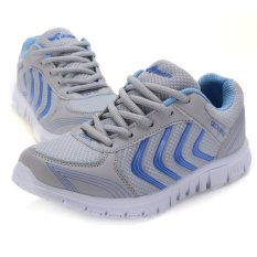 New Womens Running Trainers Walking Shoes Shock Absorbing Sports Fashion Shoes- Intl