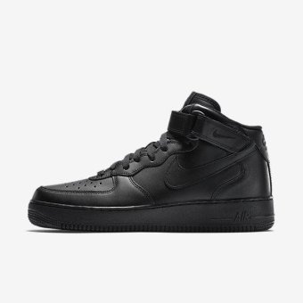 NIKE MEN AIR FORCE 1 MID 07 SHOE BLACK 315123-001 US7-11 02' - intl
