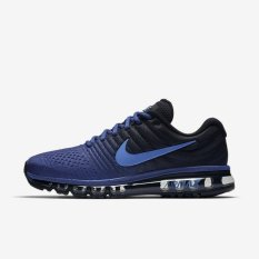 NIKE MEN AIR MAX 2017 RUNNING SHOE DEEP ROYAL BLUE 849559-401 US7-11