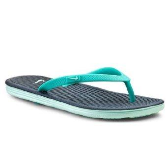 Nike Slipper woman SolarSoft Thong 2 488161403-sandal wanita-Black mint a272eac9ff