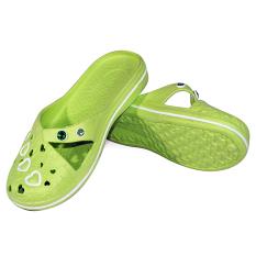 OFASHION Sepatu Sandal Wanita RE-127 - Hijau - 36