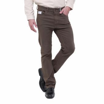 Oliveinch Denim Pants Norris - Green Olive