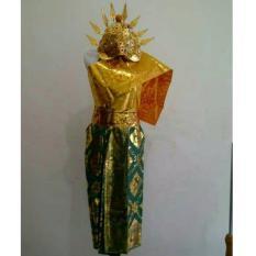 Pakaian Baju Adat Bali Anak All Size TK SD SMP