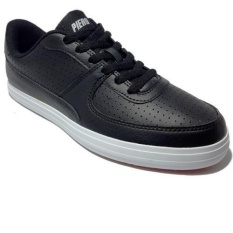Piero B 317 Sepatu Skate - Hitam Putih