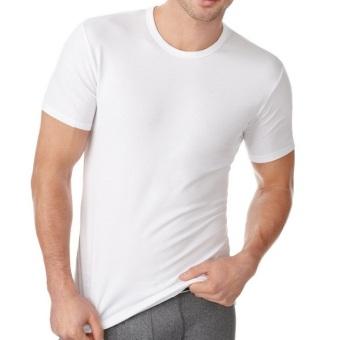 Pierre Uno - Kaos Dalam Pria - Putih - 3 Pcs