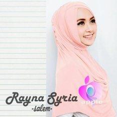 Plasa Cantik Hijab Instan Rayna Syria Premium (Salem)