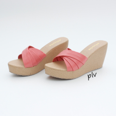 Pluvia MS Wedges Sandal Cross - Salem