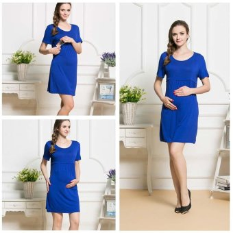 ef4d925c3790 Pregnancy Clothes Fashion Maternity Photography Props Sexy Maternity Dresses  Cotton Modal Maternity Summer Dress Pregnancy Dress