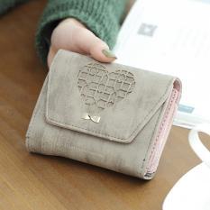 Prettyzys lucu dompet siswa perempuan di Jepang dan Korea Fashion Style catok dompet (PARK'S warna