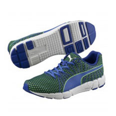 Puma Sepatu Running Bravery 2 Q2 Filt - 18862201 - Surt The Web-Green-White