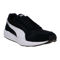 Puma ST Runner Plus Running Shoes - Black-White-Gold