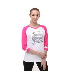RA Jeans Ladies Radio Pink