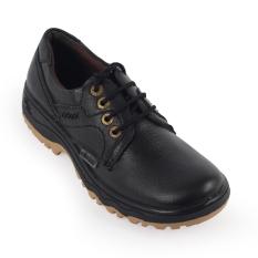 Raindoz Boots Low Simple - Hitam