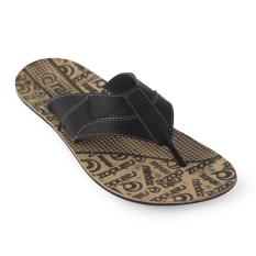 Raindoz Sandals Combi Strap - Hitam