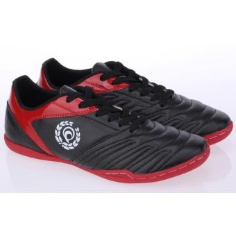 Raindoz Sepatu Futsal Bola Origin Black Synth RUN005 - Hitam