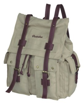 Raindoz Tas Backpack Wanita Best Seller RRH 017 - (Cream)