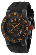Red Line Jam Tangan Pria - Hitam - Strap Silikon - RL-50027-BB-01OR