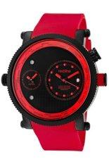 Red Line Jam Tangan Pria - Pink - Strap Silikon - RL-50037-BB-01-RD