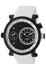 Red Line Jam Tangan Pria - Putih - Strap Silikon - RL-50037-BB-01-WHT