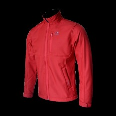 Respiro D-Ride R1 Jaket Motor / Outdoor - Merah