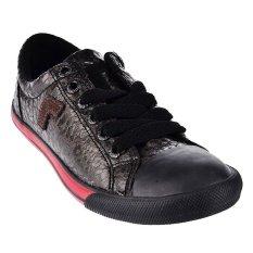 Rhumell Leather Sepatu Kasual - Hitam
