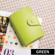 Ronaco Dompet Kartu 24 Pc - Green
