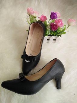 RSM Sepatu Heels Wanita S-267- Hitam